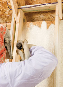 Omaha Spray Foam Insulation Services and Benefits